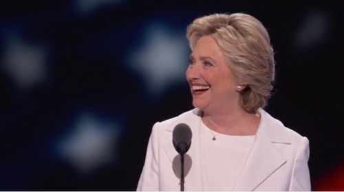 Hillary Clinton Gave Young Women 10 Reasons to Vote for Her as History Is Made