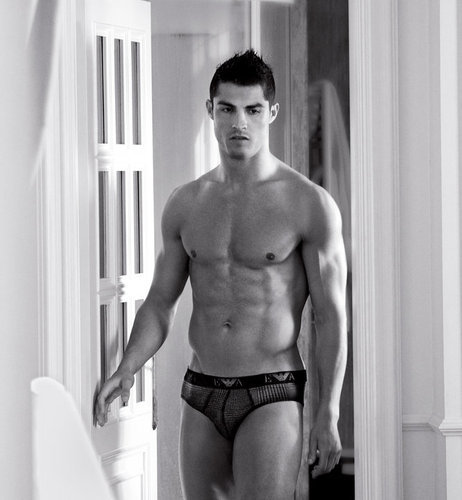 shirtless ronaldo