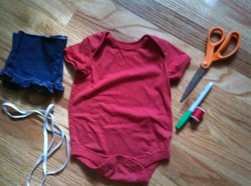 crafts to design onesie