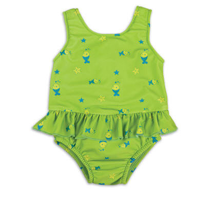 baby swimsuit with diaper