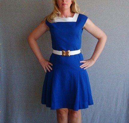 mod dress