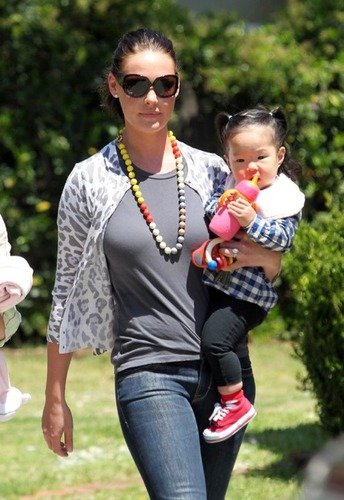Katherine Heigl's daughter Naleigh Heigl