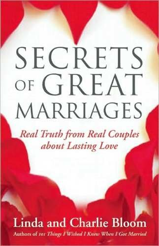 Secrets of Great Marriages book cover