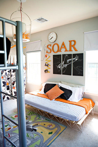 boys room bunk beds