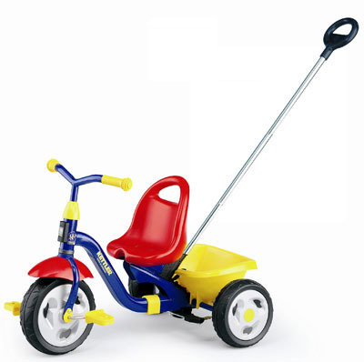 Tricycles on When Your Toddler Is Getting A Little Tired Of The Ride On Toys  It