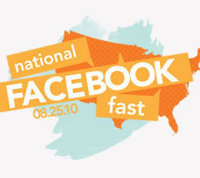 National Facebook Fast