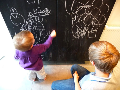 chalkboard toddler tween