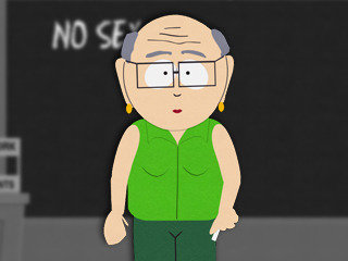 Mr. Garrison
