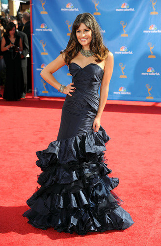 Lea Michele glee Emmy Awards