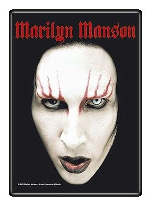 Marilyn Manson Without Makeup Pictures