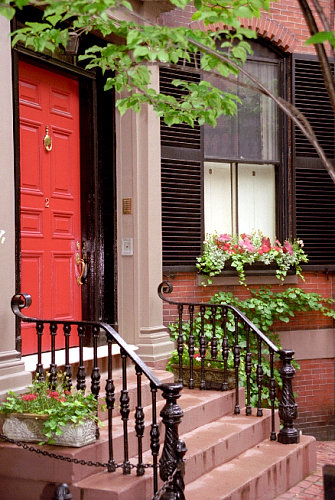 What Does Your Front Door Say About You The Stir