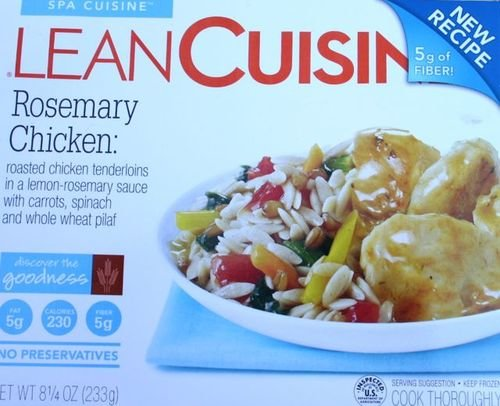 Lean Cuisine Rosemary Chicken