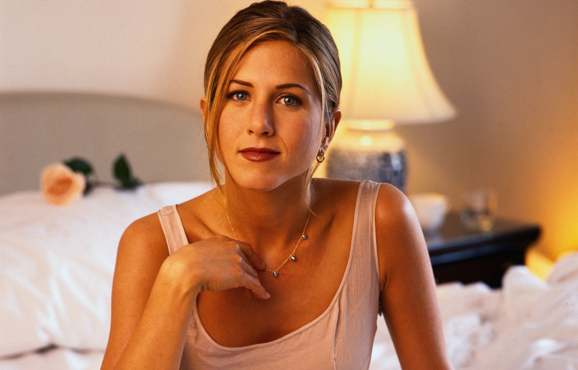 The Actress Playing Rachel Green