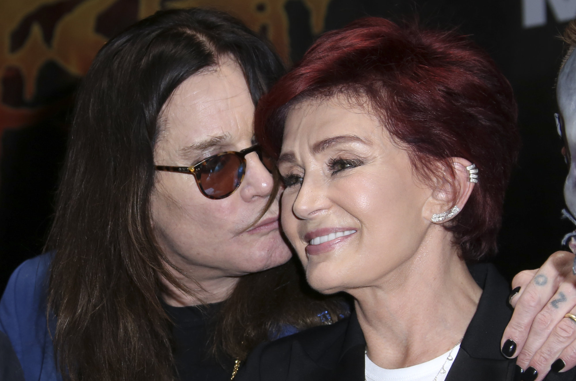 Sharon Osbourne Manages to Crack a Joke About Husband Ozzy's Sex Addiction | The Stir