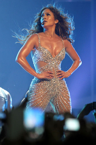 Is J.Lo Too Old to Let It All Hang Out?   The Stir