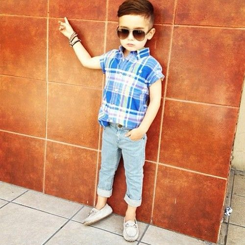 5 Year Old Fashion Icon Alonso Mateo Makes Our Kids Look Bad Photos The Stir