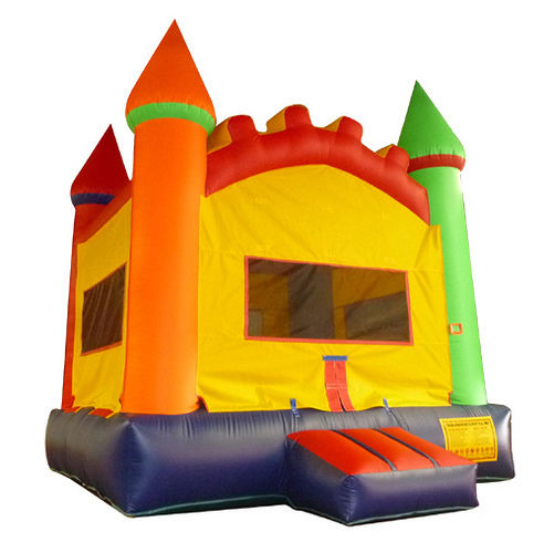 Inflatable Water Slides While Pregnant: Latest Nightmare Bounce House Accident Puts Moms On High