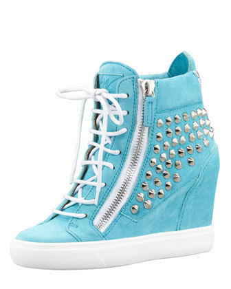 wedge sneakers are so hideous i refuse to ever try them