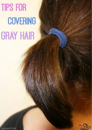 5 Easy Ways to Cover Up Those First Gray Hairs | The Stir