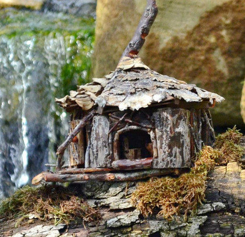 5 Fabulous Ways To Decorate With Fairy Houses Photos