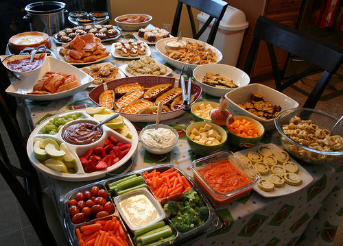 Office Retirement Party Food Ideas