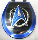 Star Trek Toilet Seat