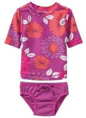 child's bathing suit