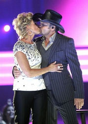 Faith Hill &amp; Tim McGraw