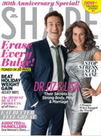 dr oz and wife lisa