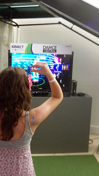 kinect workout