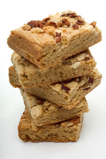 blondies with pecans