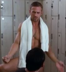 ryan gosling locker room
