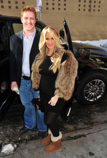 Kim Zolciak and Kroy Bierrman