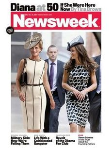 newsweek princess diana cover