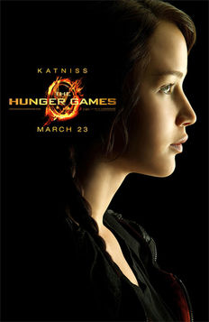 hunger games katniss poster
