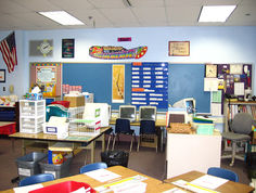 school classroom