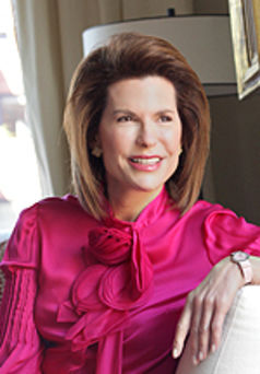 Nancy Brinker, Founder &amp; CEO Susan G. Komen for the Cure