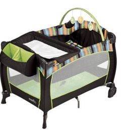 Evenflo portable babysuite 300 playard