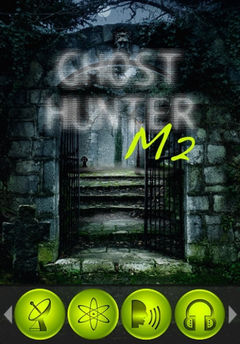 ghost hunter m2 app