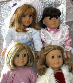 creepy baby dolls