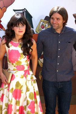 zooey deschanel ben gibbard
