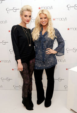Jessica Simpson Ashlee Simpson