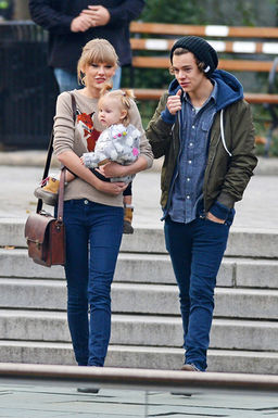 Taylor Swift, Harry Styles, baby