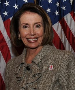 house minority speaker nancy pelosi