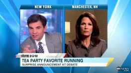 michele bachmann good morning america
