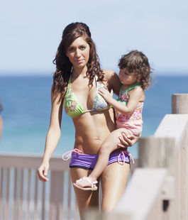 'Teen Mom' Farrah Abraham 