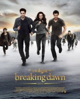Breaking Dawn 2 poster
