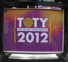 toy of the year 2012