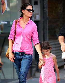 Katie Holmes &amp; Suri
