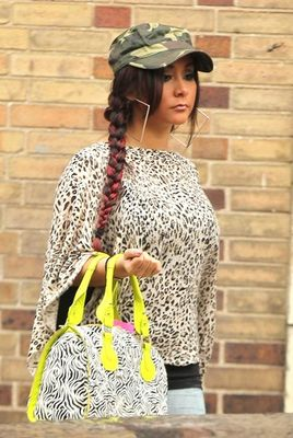 snooki pregnant